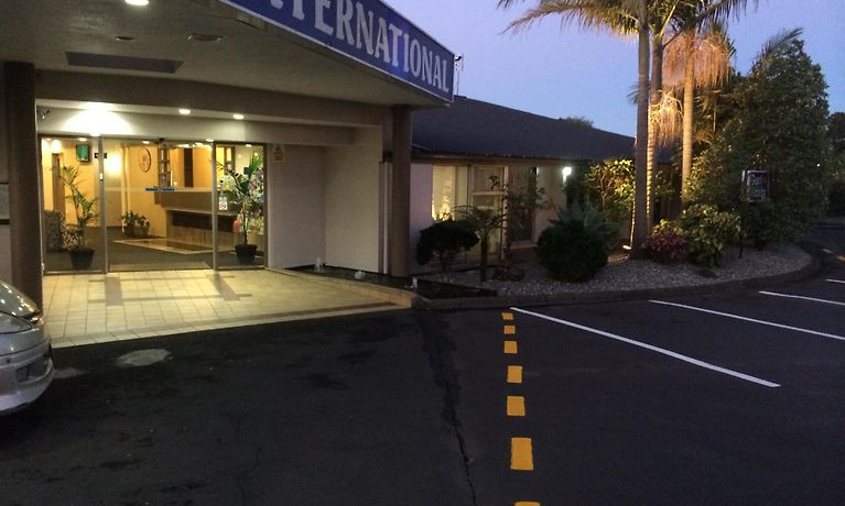 Auckland Airport Traveller'S International Motor Inn Mangere